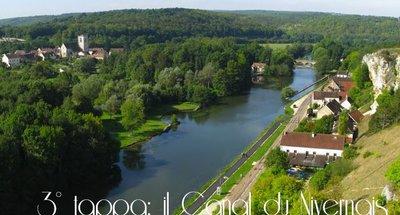 3° tappa: il Canal du Nivernais