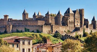 Vacanza in famiglia a Carcassonne