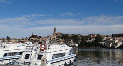 Base Le Boat a Castelnaudary
