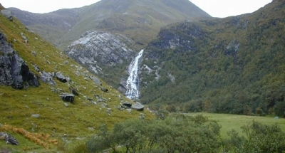 Steall Waterfall
