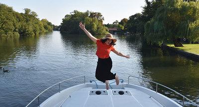 Partnership durante la tua crociera con Le Boat