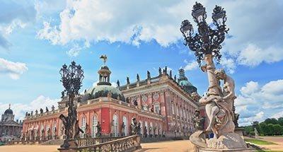Palazzo di Sanssouci