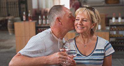Degustazione di vini sul Midi