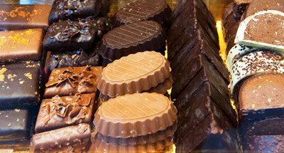 Cioccolatini belgi
