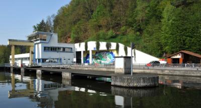 Saint-Louis-Arzviller   Riapertura dell'ascensore per barche