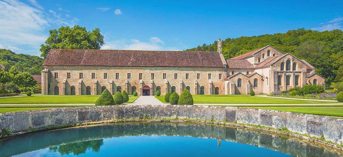 Abbazia di Fontenay a Montbard