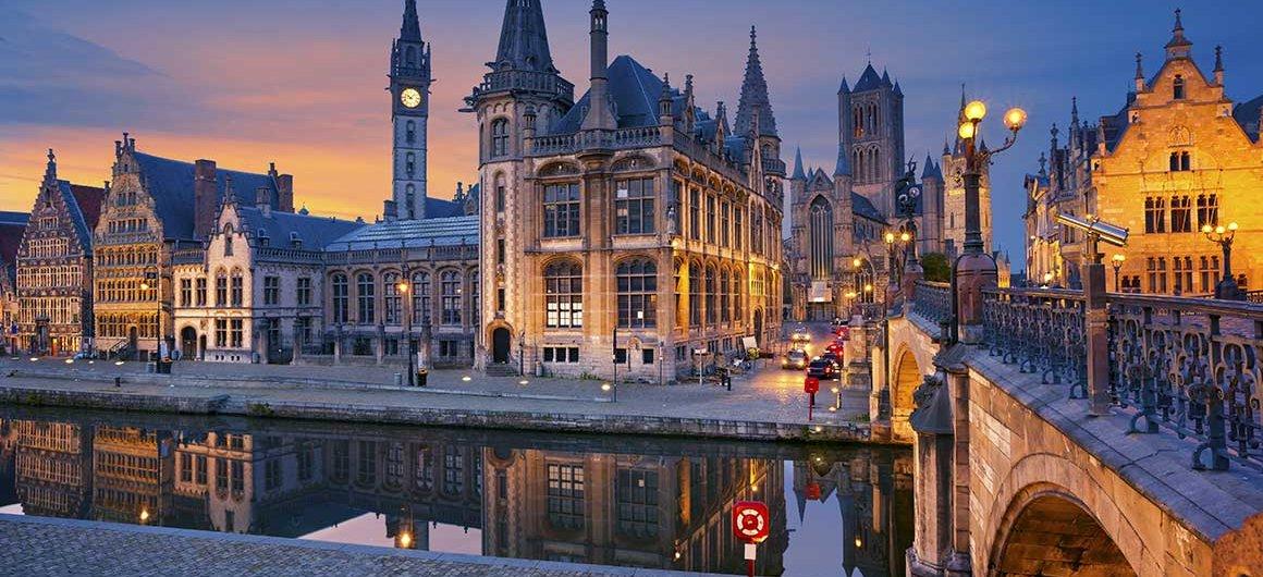 Gand, Belgio
