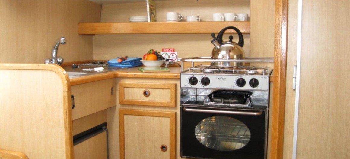Capri WHS - cucina