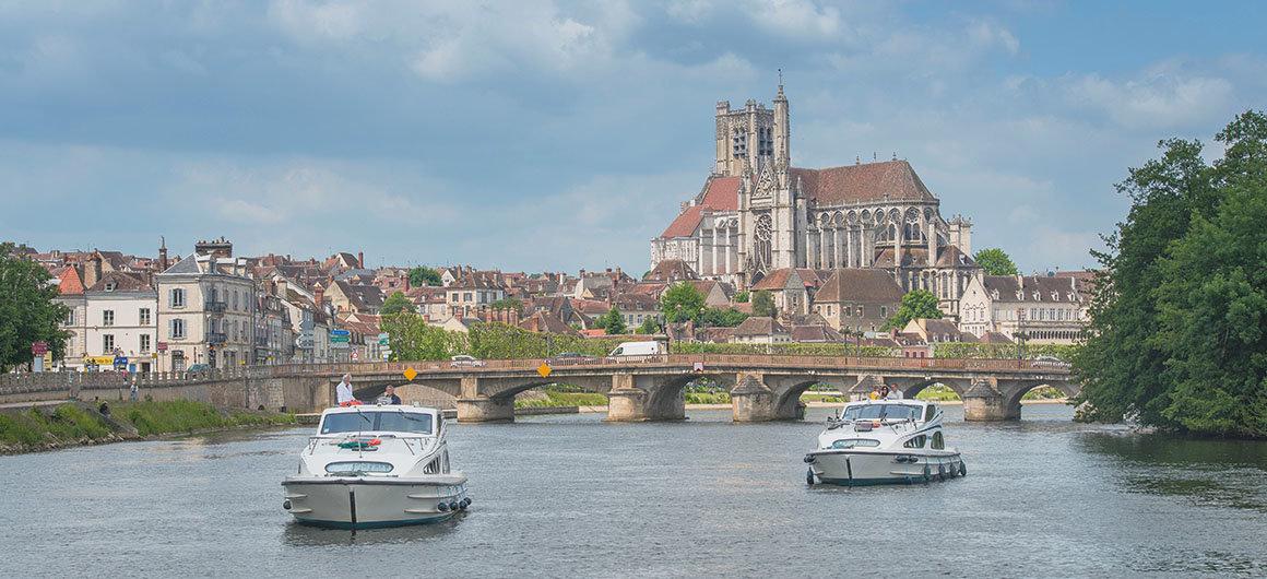 Auxerre, Loire Nivernais