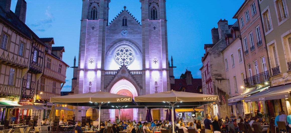 Cattedrale Saint-Vincent, Chalon-sur-Saône