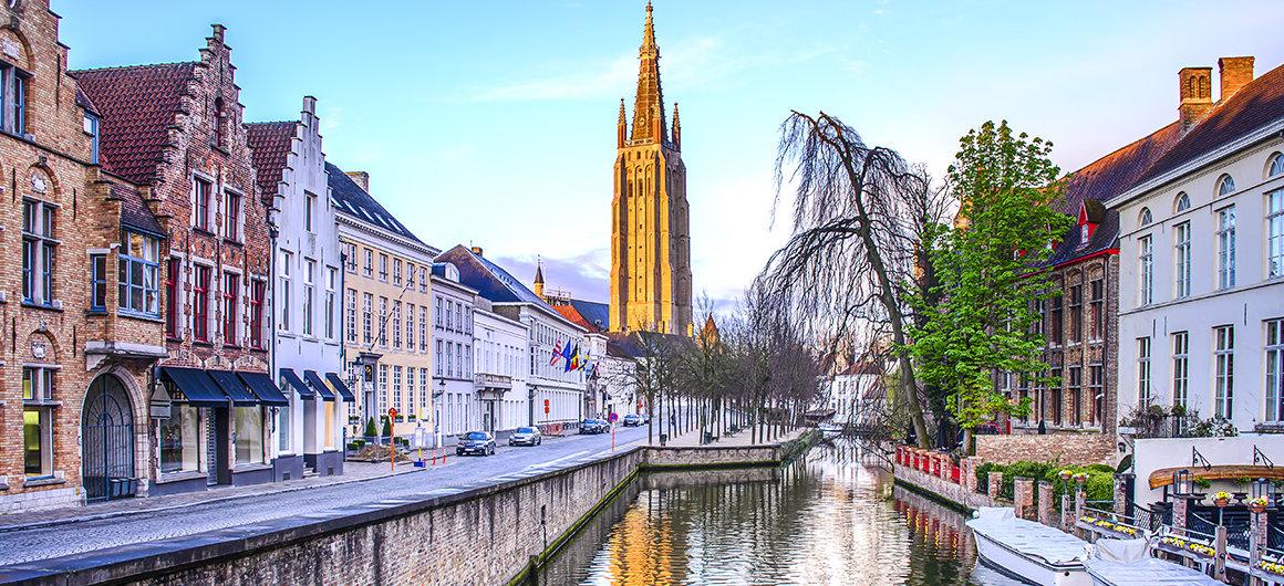 Chiesa di Nostra Signora, Bruges