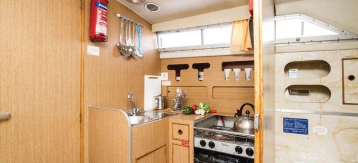Cygnet WHS - cucina e bagno