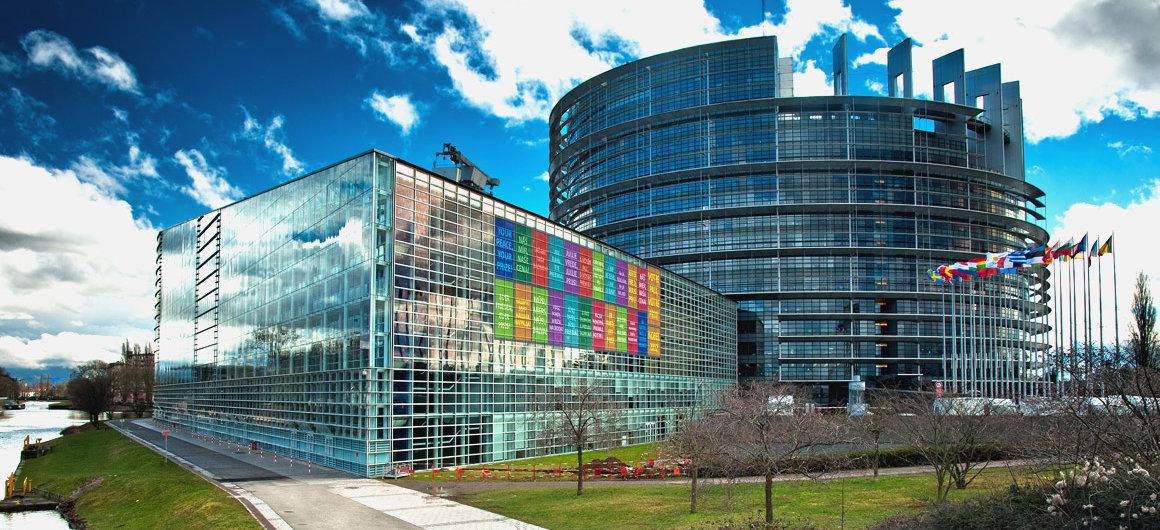 Parlamento europeo, Strasburgo
