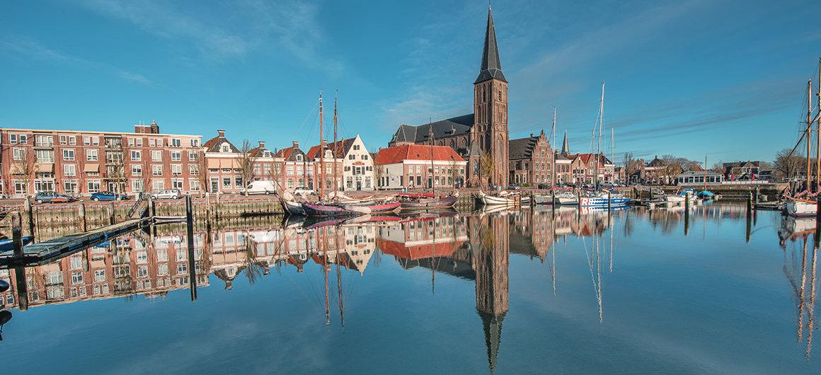 Porto di Harlingen, Paesi Bassi