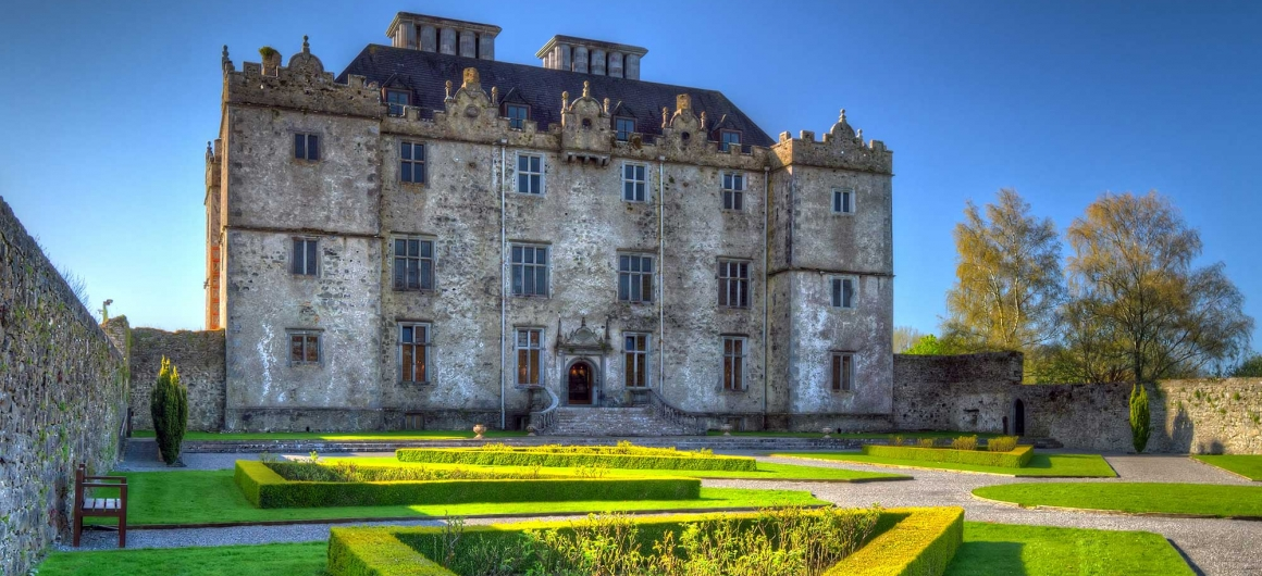 Il Castello di Portumna, Irlanda
