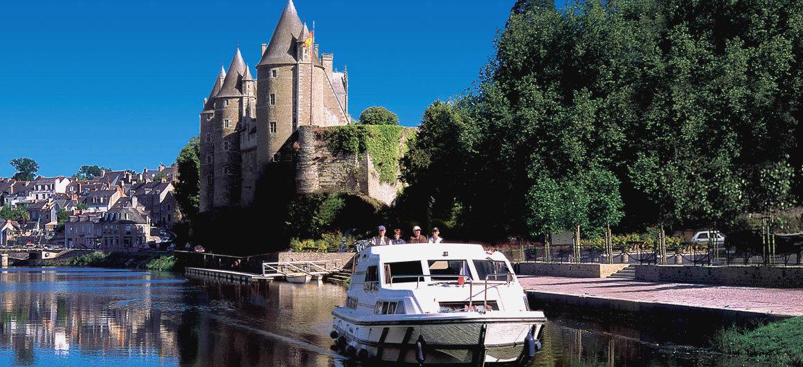 Castello di Josselin, Bretagna