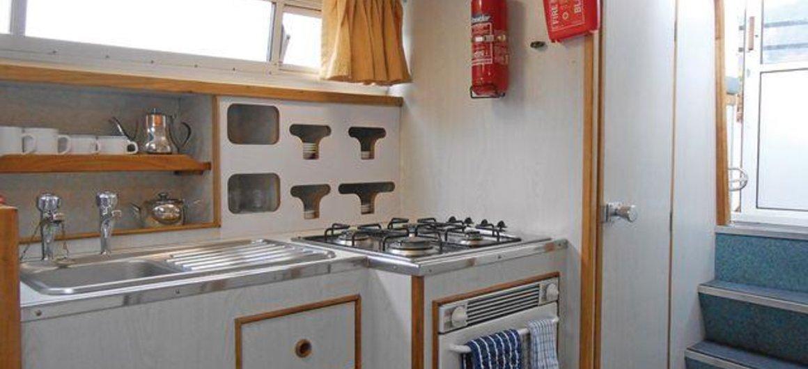 Kingfisher WHS - cucina