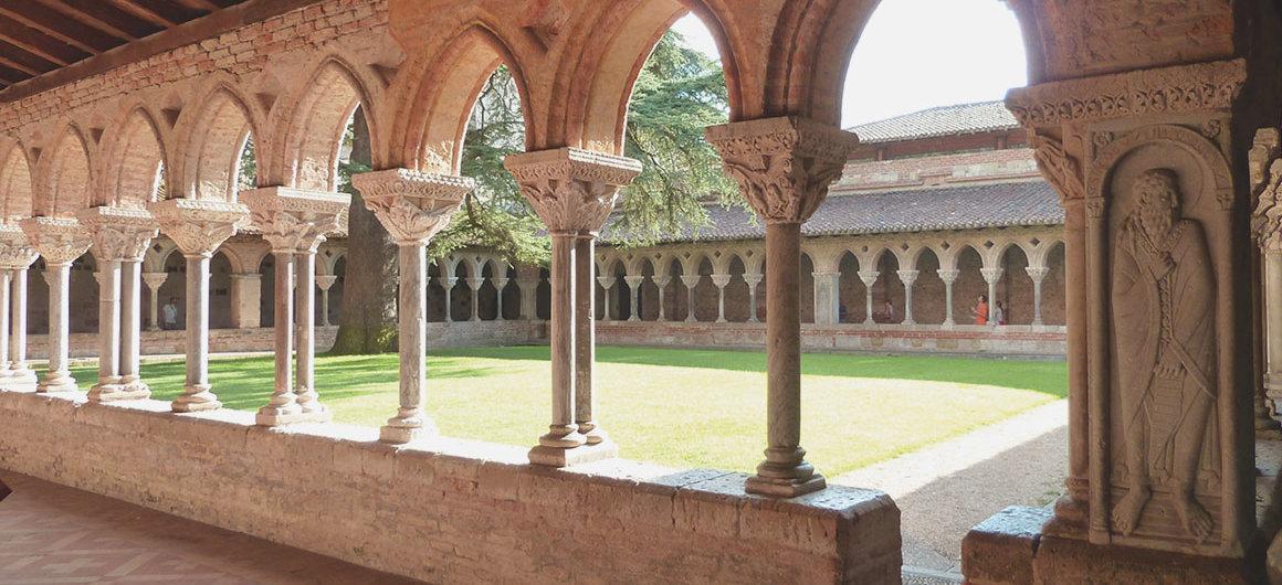 L'abbazia di Moissac, Aquitania