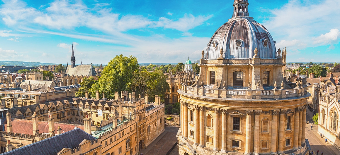 Biblioteca Bodleiana dell'Università di Oxford