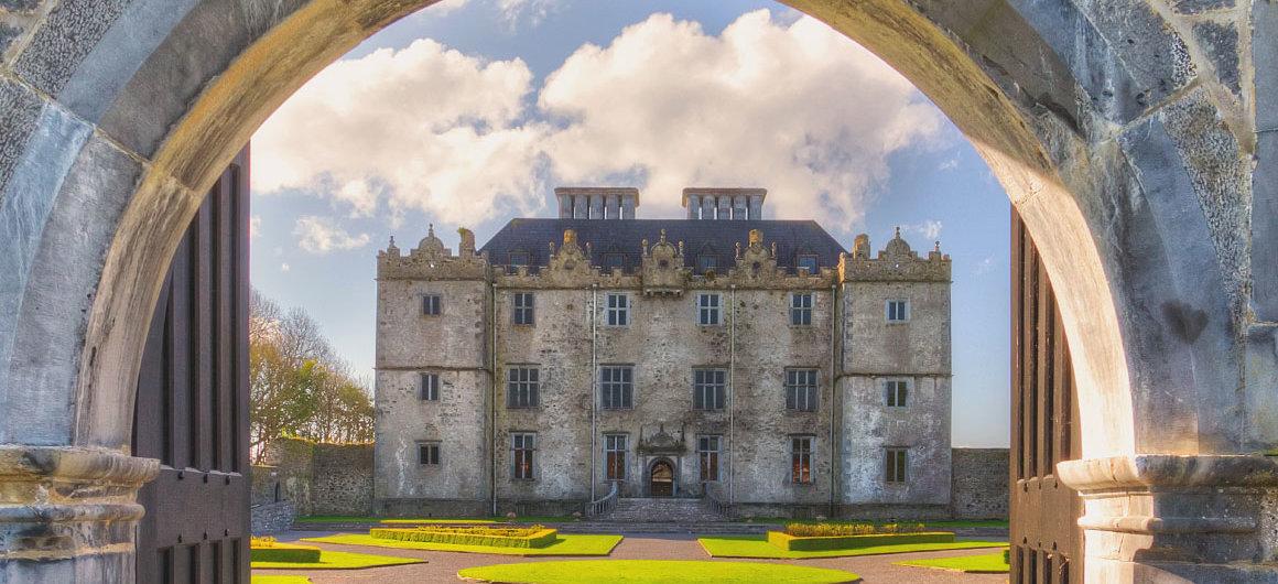 Castello di Portumna, Irlanda