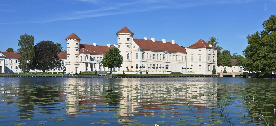 Castello di Rheinsberg, Germania