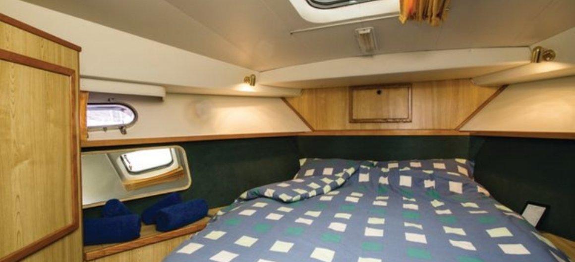 Royal Star WHS - cabina principale