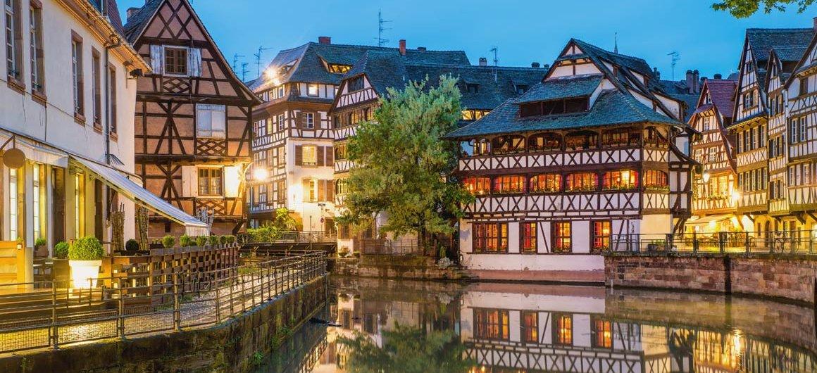 Strasburgo, Alsazia