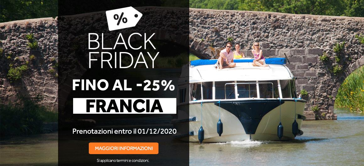 Black Friday Le Boat