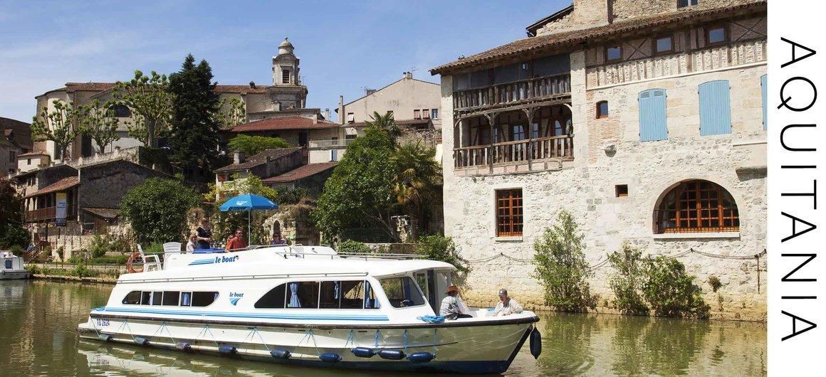 Viaggio culturale in Aquitania