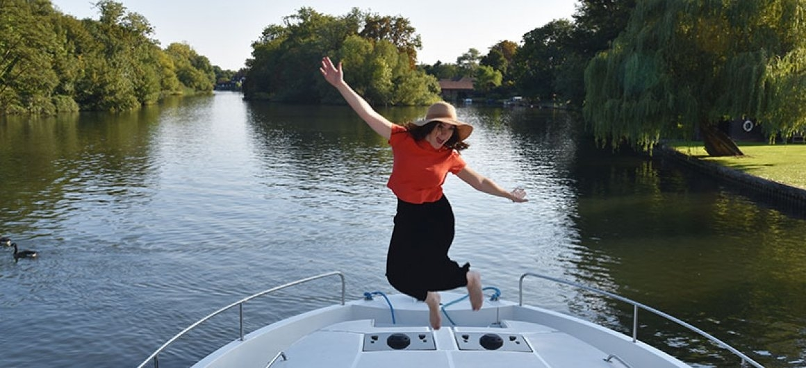 La tua casa galleggiante