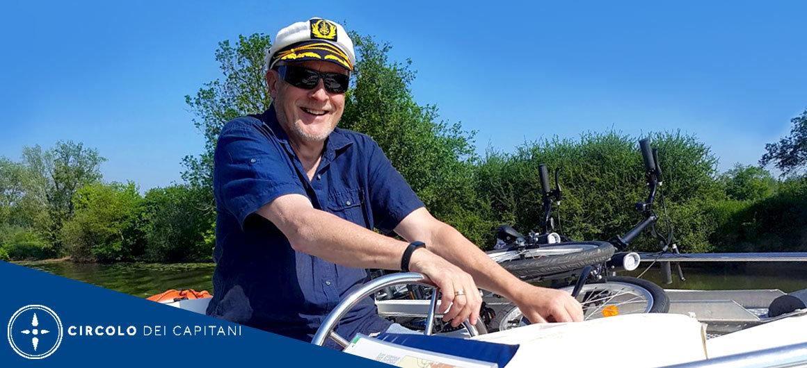 Capitano Charles in Francia