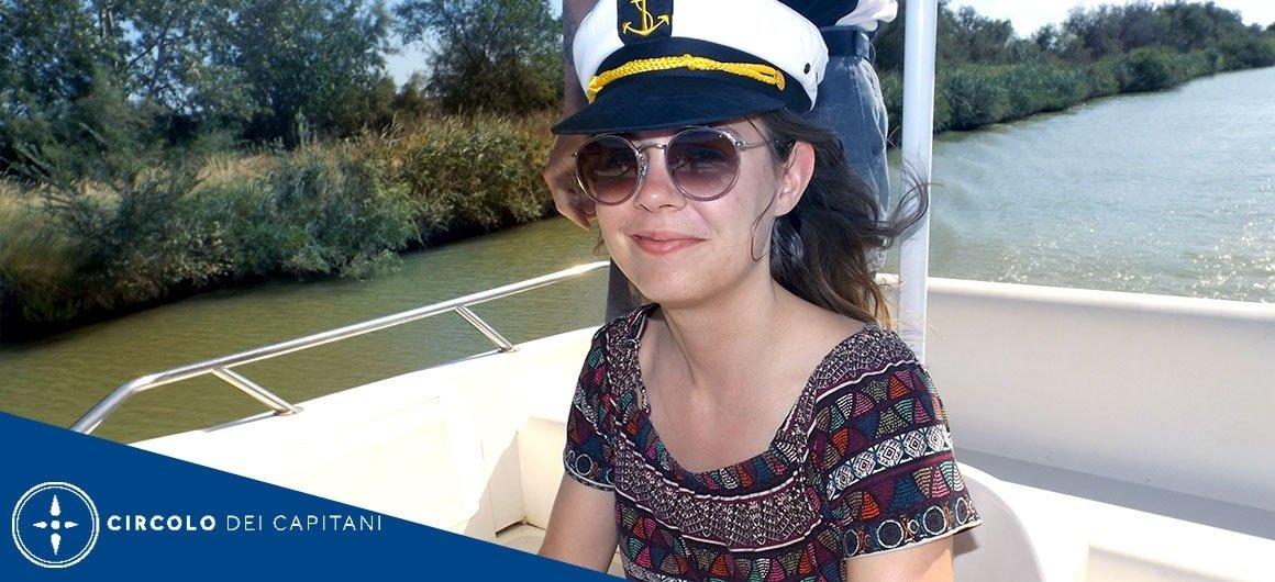 Capitano Jolanda in Camargue