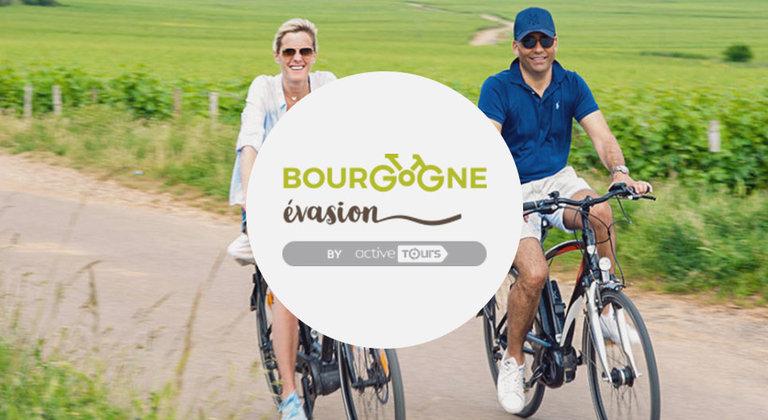 Active Tours Bourgogne Evasion