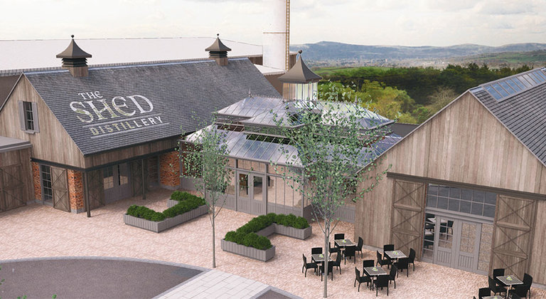 Le Boat - Partner - The Shed Distillery