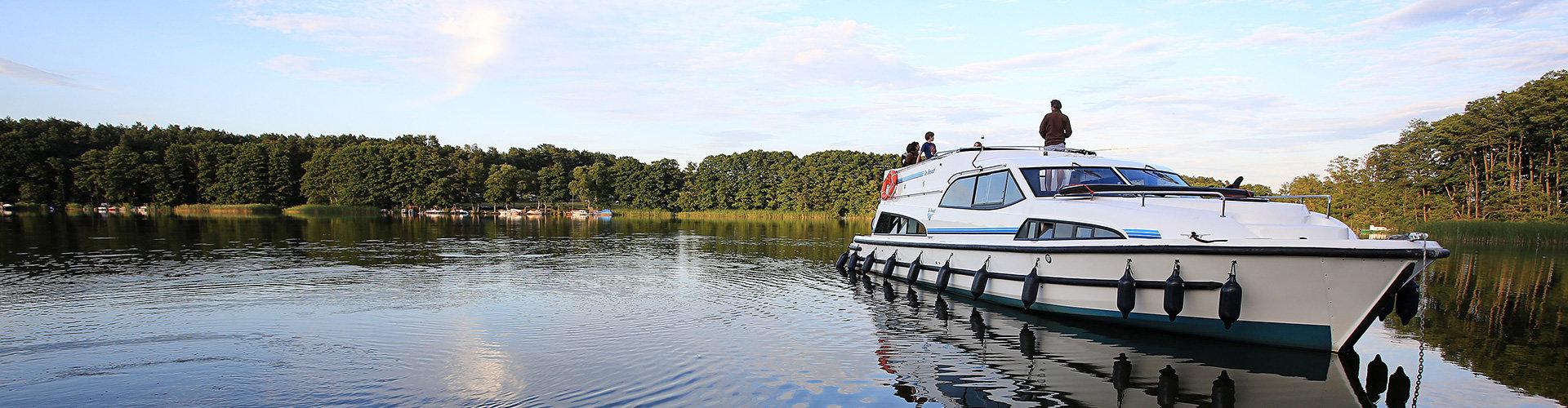 Le Boat barche