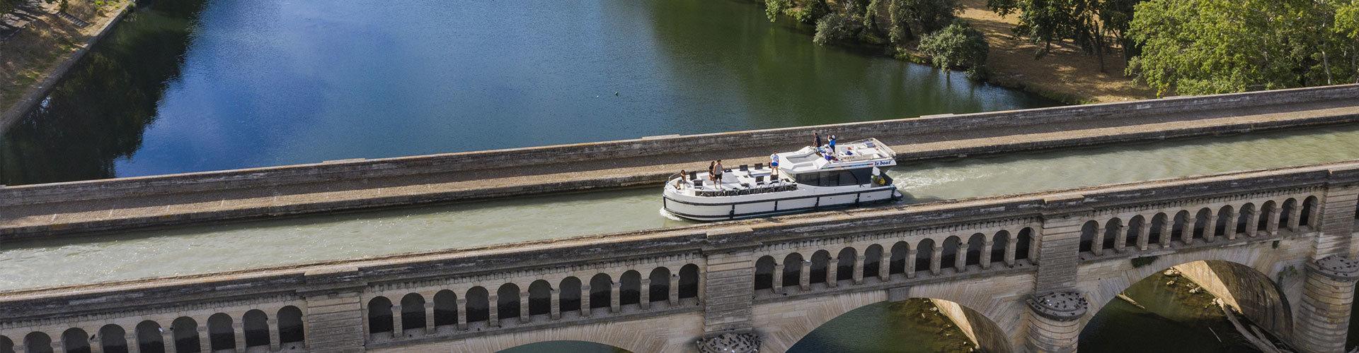Vacanza in houseboat con Le Boat