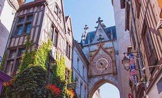 Torre dell'Orologio di Auxerre