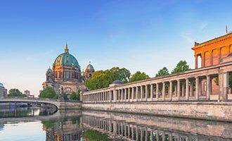 Berlino al crepuscolo