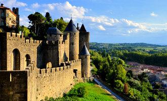 Città fortificata di Carcassonne, Canal du Midi