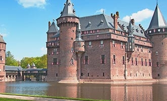 Castello De Haar a Utrecht