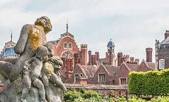 Scultura a Hampton Court Palace