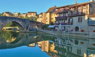 Nérac, Aquitania