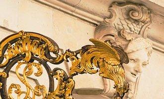 Le decorazioni luminose di Piazza Stanislas