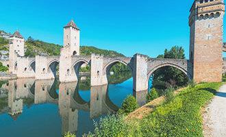 Ponte Valentré a Cahors