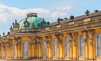 PalazzodiSanssoucia Potsdam